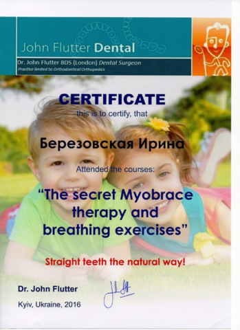 The secret Myobrace therapy and breathing exercises
